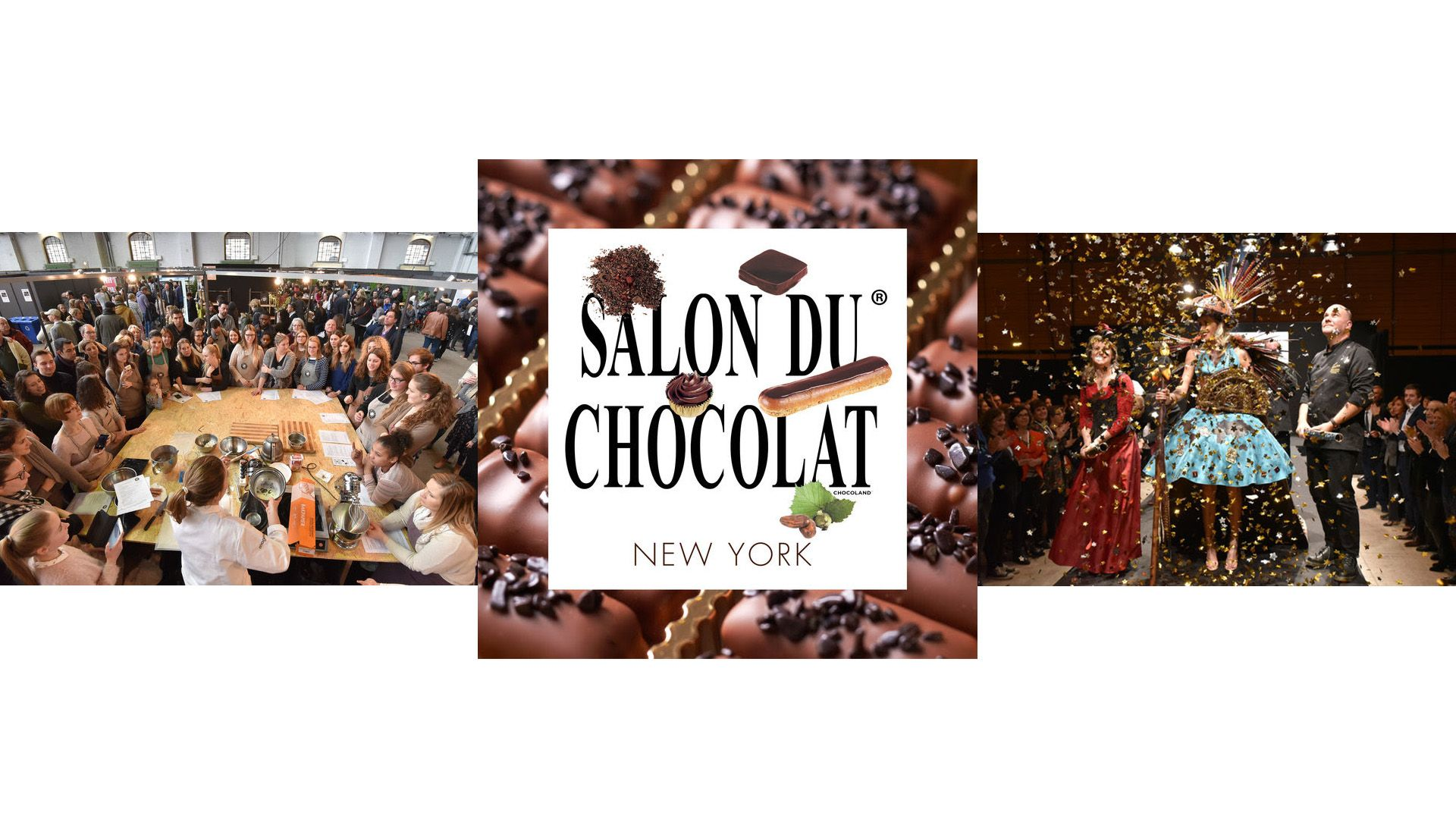 2021 Salon Du Chocolat NYC UPDATE