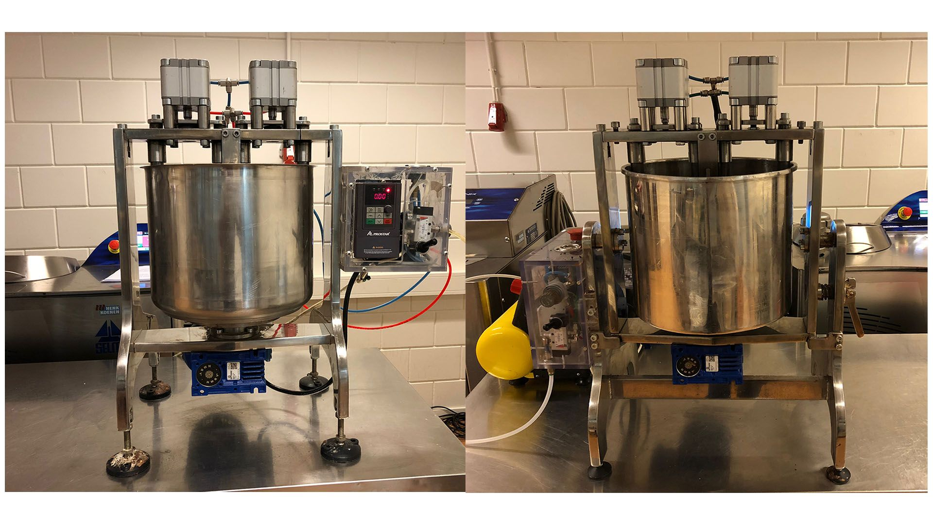 SOLD – Bean-to-Bar Equipment