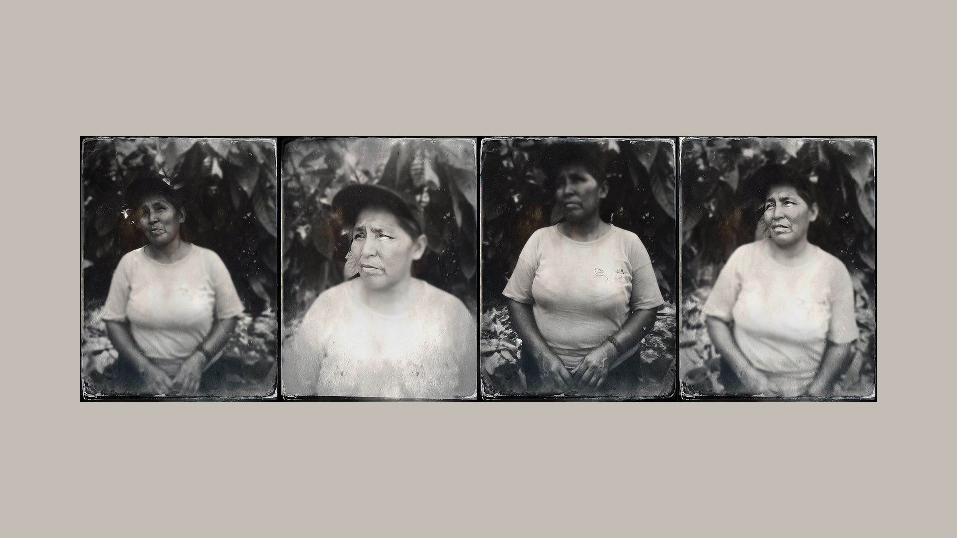 Latin American Women in Chocolate