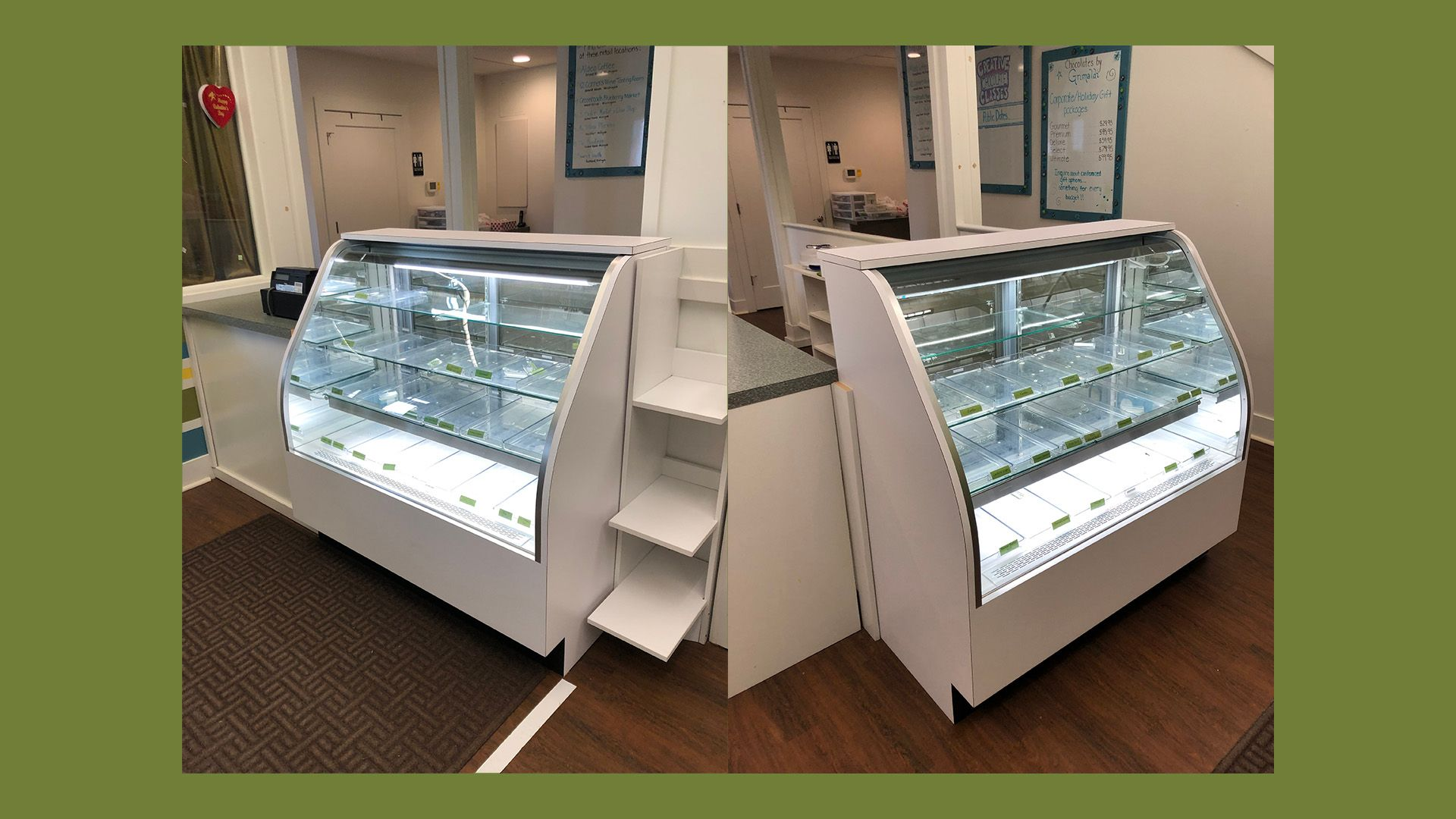SOLD – Alternative Air Display Cases
