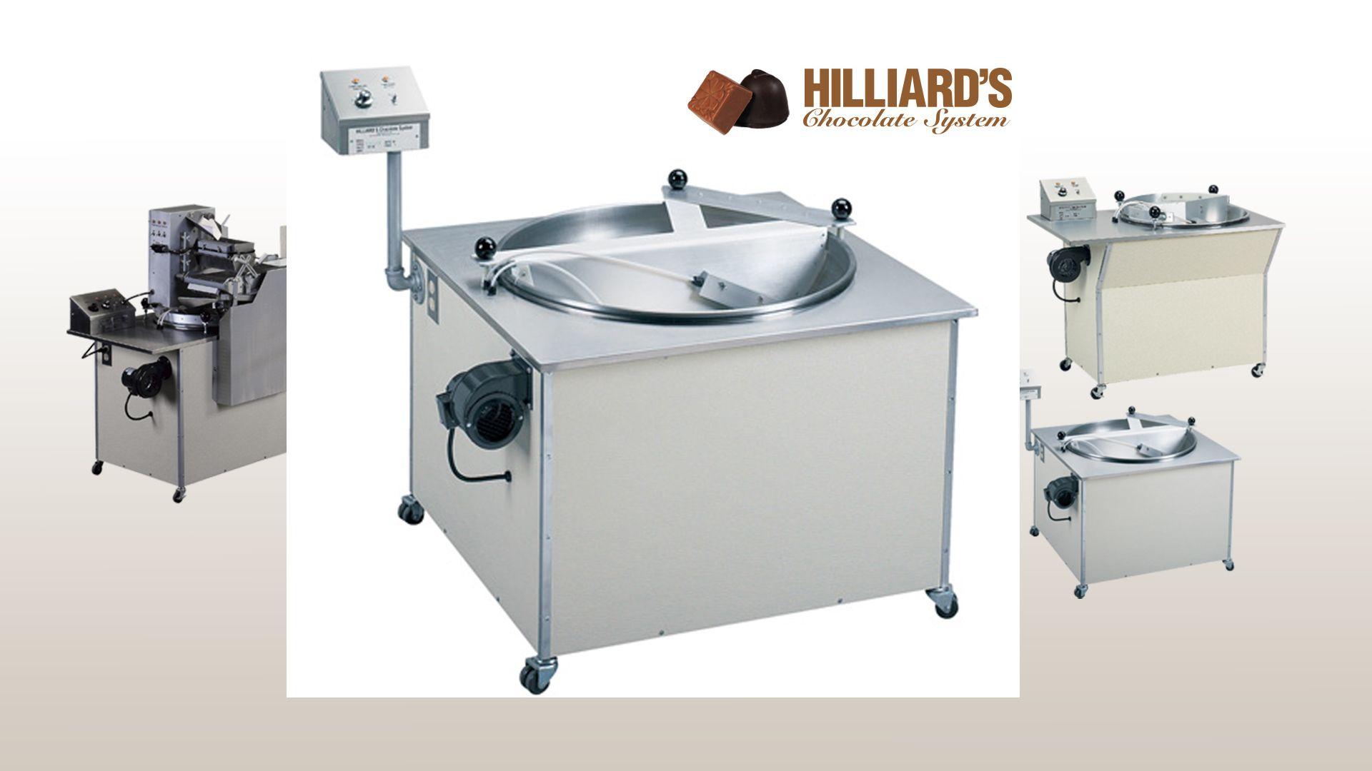 F/S – Hilliard's 600lb Tempering Melter