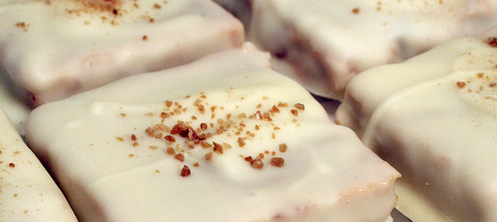 Yes, Virginia, There is Such a Thing as White Chocolate