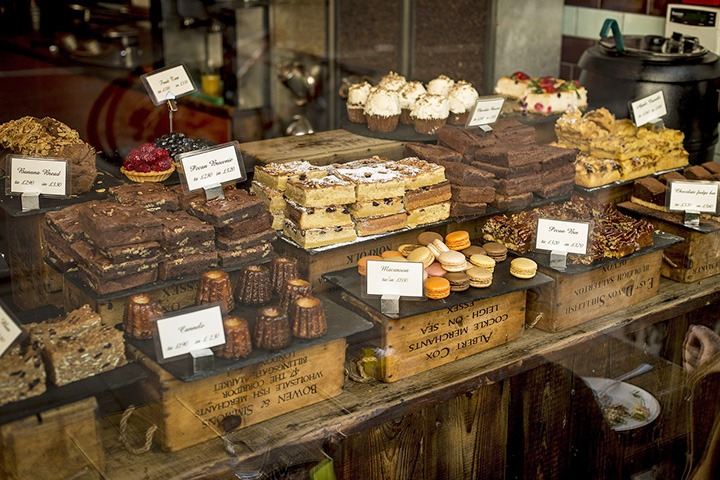 High-Calorie Desserts May Not Be All That Bad After All