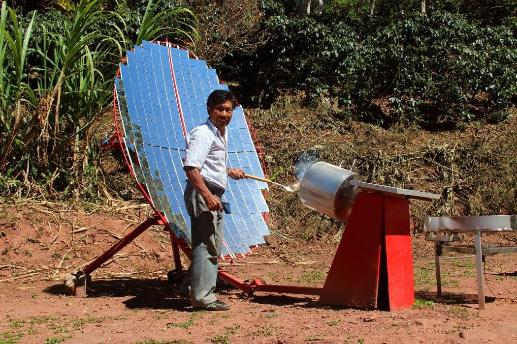 Solar-Powered Coffee Roaster for Farmers Wins Major ASME Award