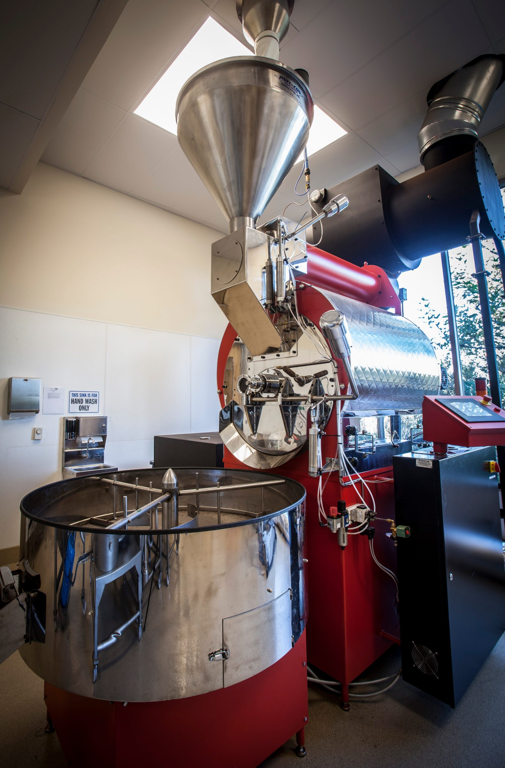 F/S US Roaster/Bean Cleaner and Winnower For Sale