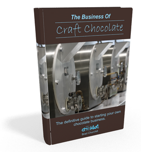New Book For Startup Craft Chocolate Businesses!
