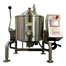 WTB jacketed kettle