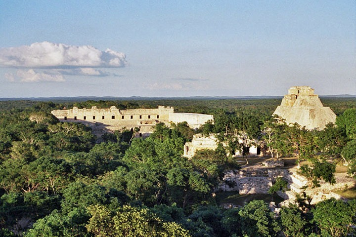Carbon impact of ancient Maya farming may still be felt