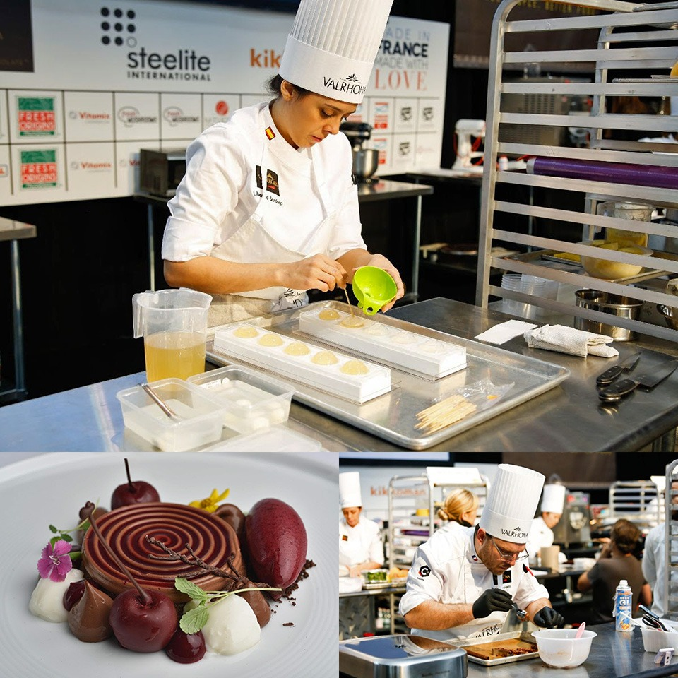 Valrhona C3 Chocolate Chef Competition No Am Semi-finalists announced