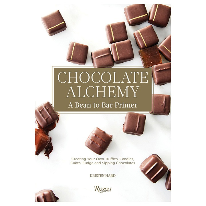 Book P/Review: Chocolate Alchemy - A Bean to Bar Primer