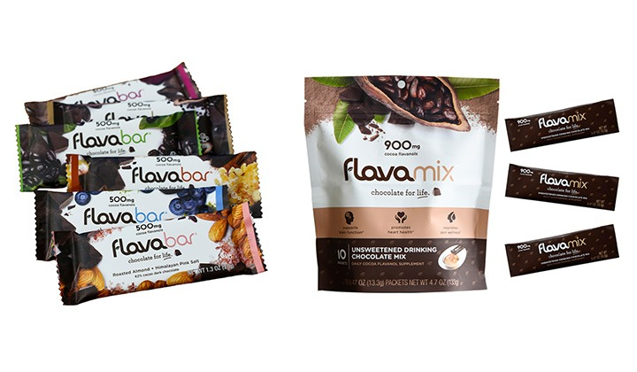 Review: FlavaNaturals FlavaBars and FlavaMix