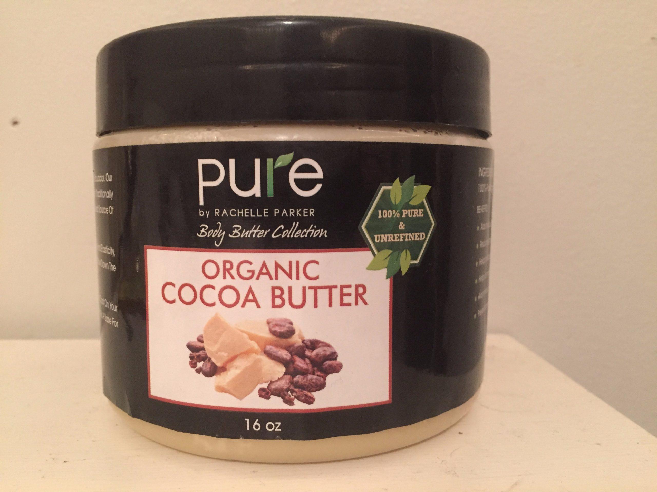 Versatile Cocoa Butter