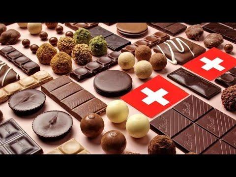 Two Chocoholics Tour Swiss Chocolate HEAVEN!