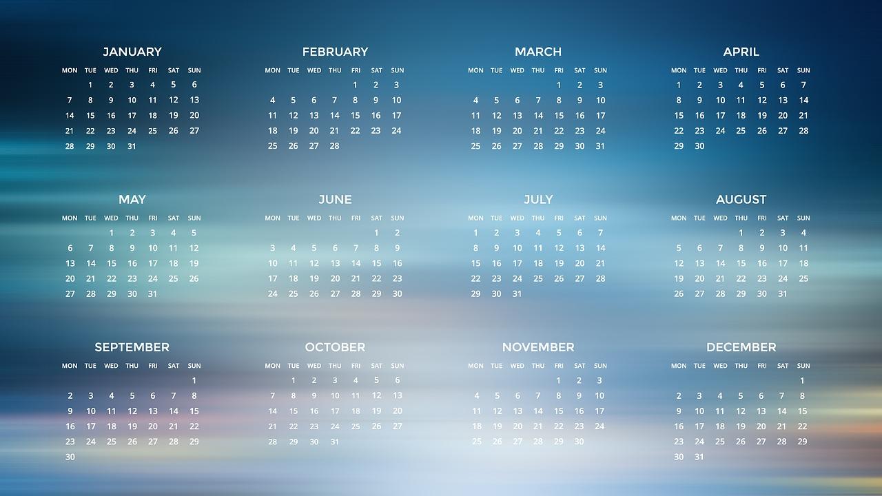 TCL 2019-2020 Global Events Calendar