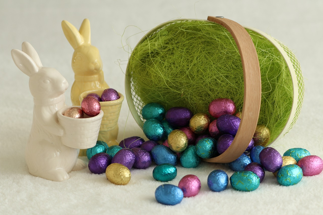 Favorite Ways to Celebrate Easter with Chocolate