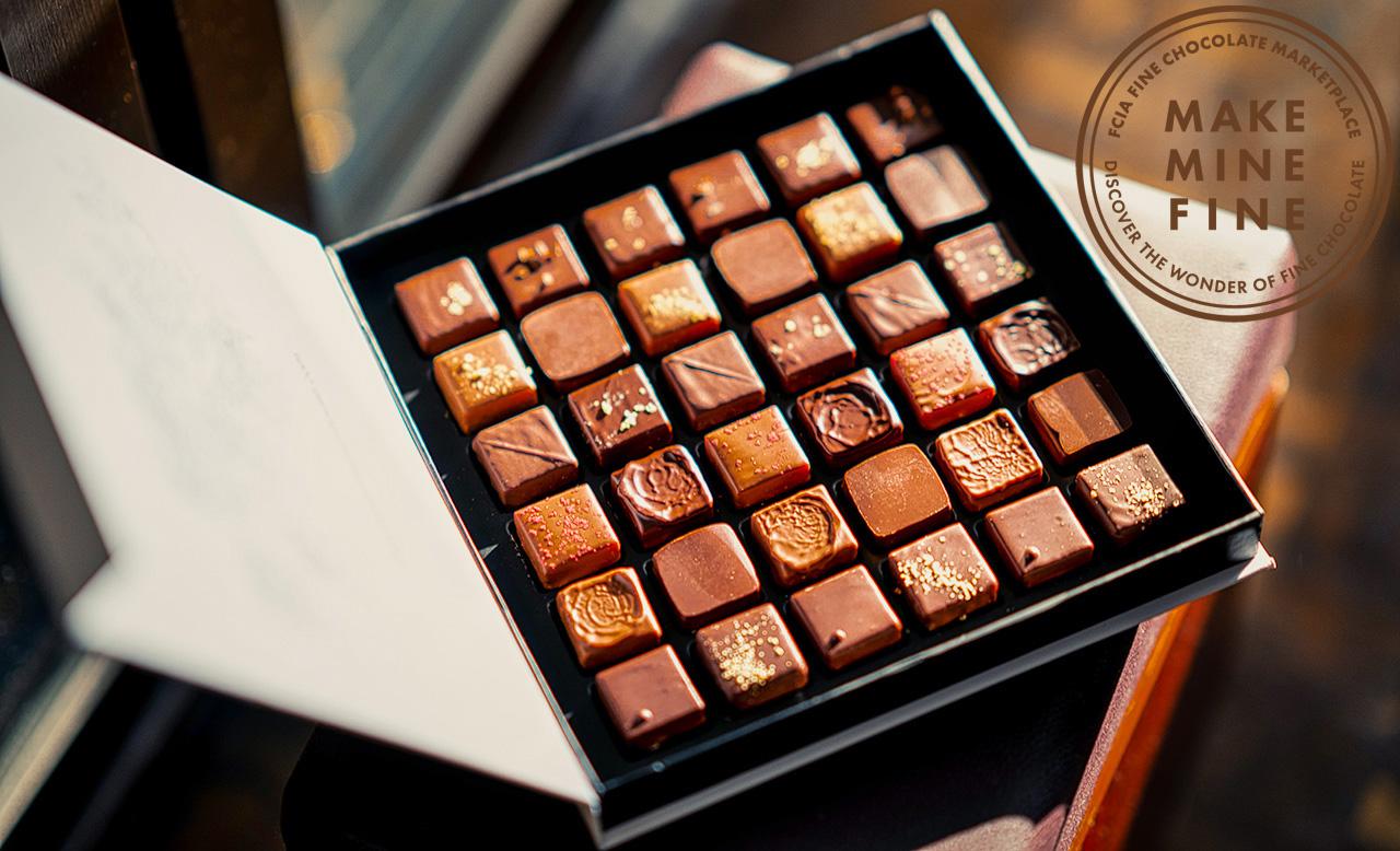 Make Mine Fine Offers Tasty Alternatives to Mass Market Chocolates and Candies