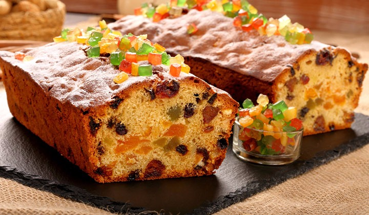 Holiday Fruitcake Survey