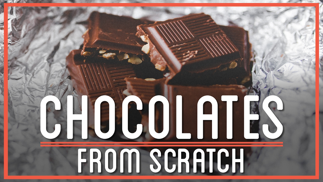 How to Make $1700 Chocolates From Scratch