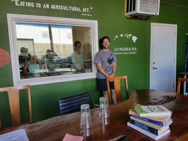 Lonohana Chocolate: Building a better ecosystem for cacao on Oahu