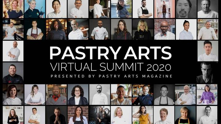 Pastry Arts Magazine Launches the Pastry Arts Virtual Summit