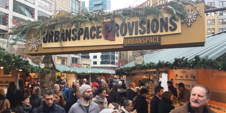 A Cocoa Walk Guide to the Union Square Winter Market