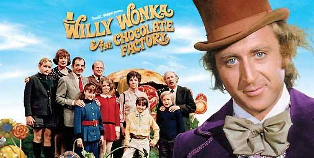 The Felonious Ways of Willy Wonka