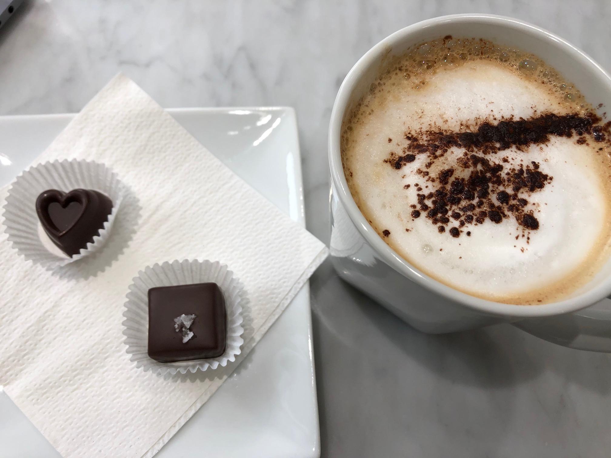 Sale Pending - Growing Chocolate Shop